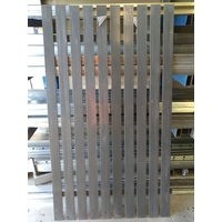 Aluminium Fence Panel 1700x1000mm