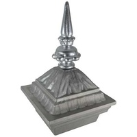 Aluminium Post Decor Cap 90x90mm Brunswick