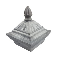 Aluminium Post Decor Cap 125x125mm Bankstown