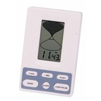 Magnetic Digital Kitchen Timer Stopwatch