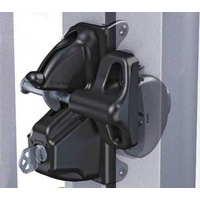 Lokk Latch Deluxe security gate latch- Keyed Different