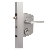 Industrial Swing Gate Lock U2 for Square tube Adjustable 30-50mm