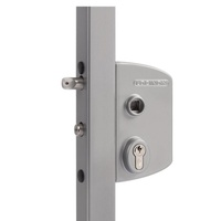 Industrial Anti Panic Swing Gate Lock U2 for Square tube 60mm profile-no handle
