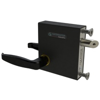 Swing Gate Bolt on Lock latch  to fit 40-60mm Frames with  Lever Handle