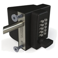 Bolt on Lock Digital keypad to fit 10-30mm Frames LH