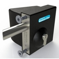 Bolt on Lock Keyed access to fit 40-60mm Frames LH image