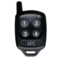 Remote Control For APC Gate Motor 4 buttons image