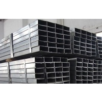 Galvanised Steel Post size size 38x25x1.6mm - 8000mm long image