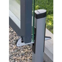 Aluminium Gate Catcher - Under Gate