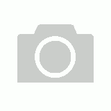 Steel Strap Timber Gate Hinge 300x50mm 14mm LH (Zinc) - pair