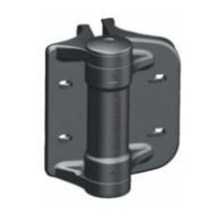Self Closing Hinge for Round Post 60kg Series 2