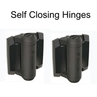 Swing Gate Self Closing HInge Tru Close 2 Legs for Gates up to 30kg