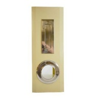 Letter box tall metal face - Cream
