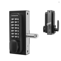 Digital Gate Super Lock keypad Single sided (RH) to fit 40-60mm  gate frame