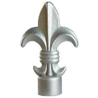 Aluminium Spear Top / Picket Fence Queen Female 19mm