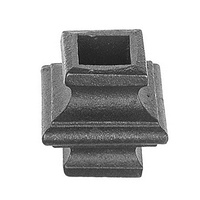 Cast Steel Knuckle 50x45mm square 20mm Dia
