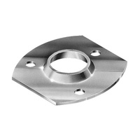 Round Steel Post Base Sleeve insert for Round Post size 32NB (42.4mm OD)