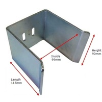 Sliding Gate Holder 90mm